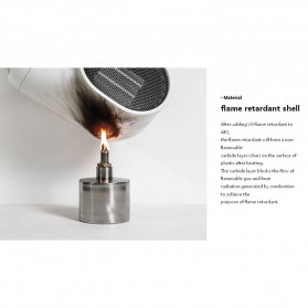 Sothing Kipas Angin Pemanas Warmbaby Electric Heater - Pink - 10
