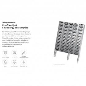 Sothing Kipas Angin Pemanas Warmbaby Electric Heater - Pink - 11