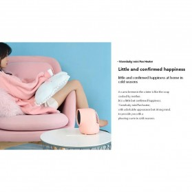 Sothing Kipas Angin Pemanas Warmbaby Electric Heater - Pink - 6