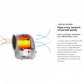 Sothing Kipas Angin Pemanas Warmbaby Electric Heater - Pink - 8