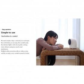 Sothing Kipas Angin Pemanas Warmbaby Electric Heater - Pink - 9