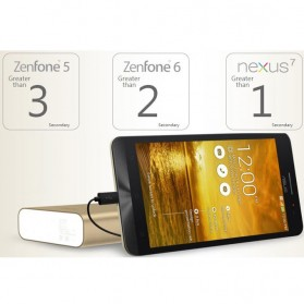 Asus ZenPower Power Bank 10050mAh - Black - 6