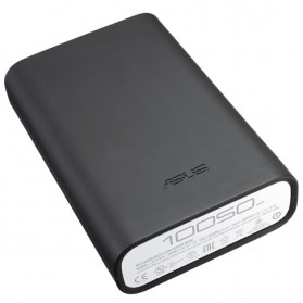 Asus ZenPower Bumper Silicone Case Cover for Power Bank 9600 / 10050mAh - Black - 1
