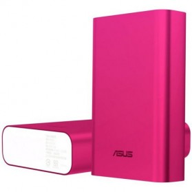 Asus ZenPower Power Bank 10050mAh with Silicon Bumper - Pink - 1