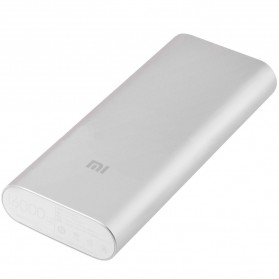 Xiaomi Power Bank 16000mAh (ORIGINAL) - Silver