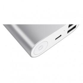 Xiaomi Power Bank 16000mAh (ORIGINAL) - Silver - 6