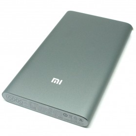Xiaomi Power Bank Pro 10000mAh USB Type-C (ORIGINAL) - Gray