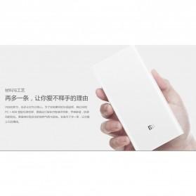 Xiaomi Power Bank 20000mAh Gen2 (ORIGINAL) - White - 4