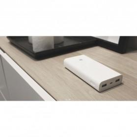 Xiaomi Power Bank 20000mAh Gen2 (ORIGINAL) - White - 6