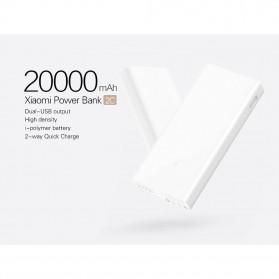 Xiaomi Power Bank 20000mAh Gen2C (ORIGINAL) - White - 3