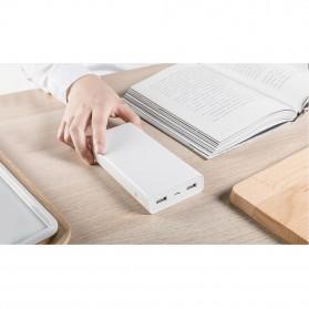 Xiaomi Power Bank 20000mAh Gen2C (ORIGINAL) - White - 4