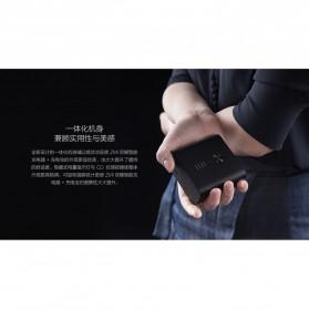 Xiaomi ZMI Power Bank Smart Charger Dual USB Port 5000mAh - Black - 6