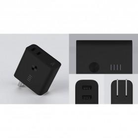 Xiaomi ZMI Power Bank Smart Charger Dual USB Port 5000mAh - Black - 7