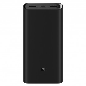Xiaomi Power Bank 3 20000mAh - PLM07ZM (ORIGINAL) - Black