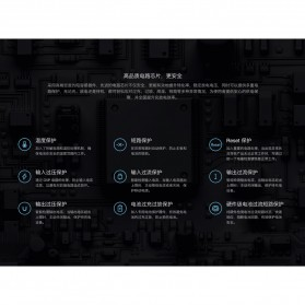 Xiaomi Power Bank 3 20000mAh - PLM07ZM (ORIGINAL) - Black - 5