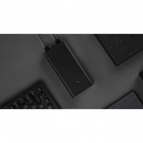 Xiaomi Power Bank 3 20000mAh - PLM07ZM (ORIGINAL) - Black - 6