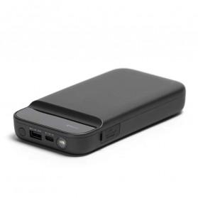 Xiaomi 70mai Power Bank USB Type C 11100mAh with Car Jump Starter 12V & Flashlight - PS01 - Black - 2