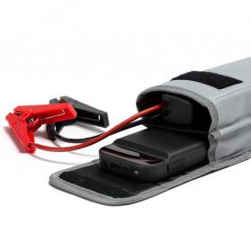 Xiaomi 70mai Power Bank USB Type C 11100mAh with Car Jump Starter 12V & Flashlight - PS01 - Black - 3