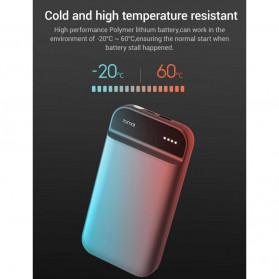 Xiaomi 70mai Power Bank USB Type C 11100mAh with Car Jump Starter 12V & Flashlight - PS01 - Black - 7