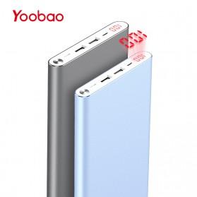 Yoobao Power Bank Lightning+Micro USB Input 20000mAh - A2 - Blue - 2