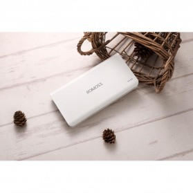 Romoss Sense 6 Power Bank 2 Port 20000mAh (ORIGINAL) - White - 4