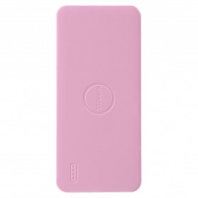 Romoss Polymos10 Air Power Bank 2 Port 10000mAh (ORIGINAL) - Pink