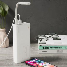 Romoss Sense 8 Power Bank USB Type C Lightning 3 Port 30000mAh (ORIGINAL) - White - 4