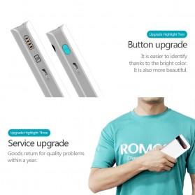 Romoss Sense 4P Power Bank LCD 2 Port 10400mAh (ORIGINAL) - White - 5