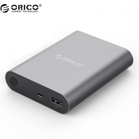 Orico Power Bank 10400mAh QC 2.0 - Q1 - Black