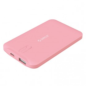 Orico Power Bank 2500mAh - LD25 - Pink