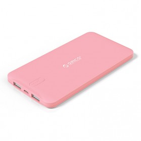 Orico Power Bank 5000mAh - LD50 - Pink