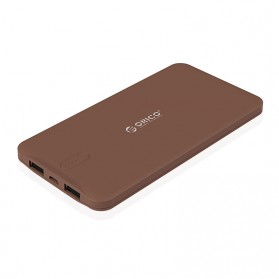Orico Power Bank 5000mAh - LD50 - Brown