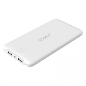 Orico Power Bank 10000mAh - LD100 - White