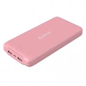 Orico Power Bank 20000mAh - LD200 - Pink