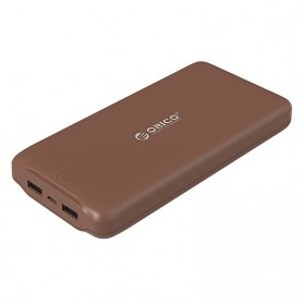 Orico Power Bank 20000mAh - LD200 - Brown - 1