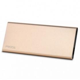 Remax Proda Power Box Series Power Bank 12000mAh - Golden