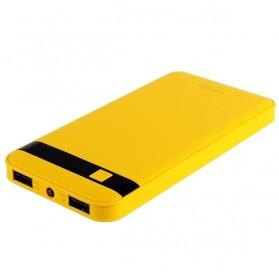 Proda Pingan Series Dual USB Output Power Bank 12000mAh - PPP-9 - White - 3