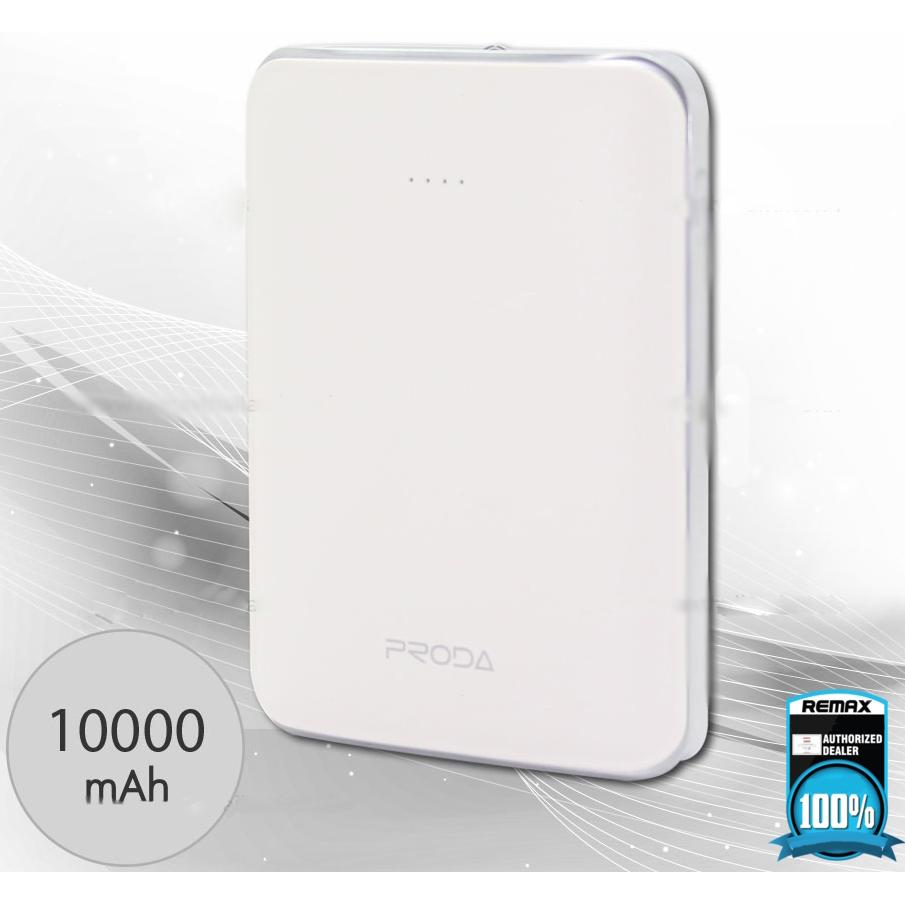 Remax Proda Mink 10000mah Ppl 22 White Airyrooms Silicone Xiaomi Powerbank Ter Oem 2