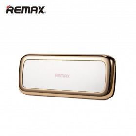 Remax Power Bank Mirror Series 10000mAh - RPP-36 - Golden - 2