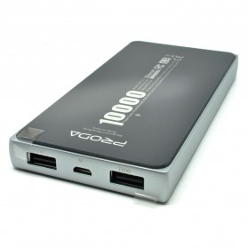 Remax Power Bank Superalloy Series 10000mAh - PPP-12 - Black - 2