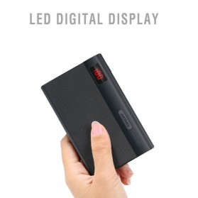 Remax Linon Pro Power Bank 10000mAh - RPP-53 - Black