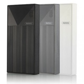 Remax Thoway Series Power Bank 10000mah - RPP-55 - Black - 3