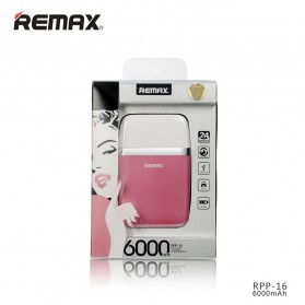 Remax Aroma Power Bank 6000mAh - RPP-16 - Black Gold - 3