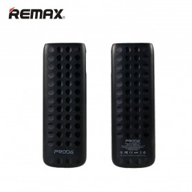 Remax Lovely Series Power Bank 12000mAh - Black