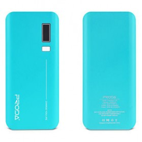 Remax V10i Power Bank 20000mAh - PPL-6 - Blue