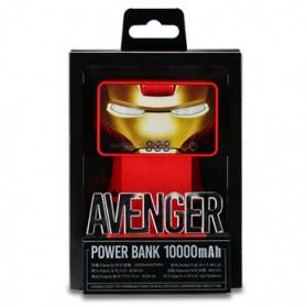 Remax Avenger Series Power Bank 10000mAh - RPL-20 - Black - 5