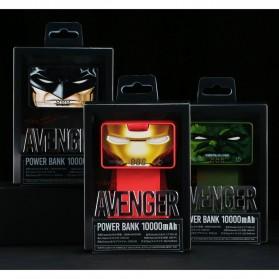 Remax Avenger Series Power Bank 10000mAh - RPL-20 - Black - 8