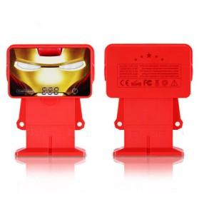 Remax Avenger Series Power Bank 10000mAh - RPL-20 - Red