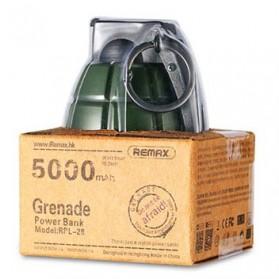 Remax Grenade Power Bank 5000mAh - RPL-28 - Black - 3