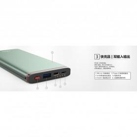 Proda Sunten Power Bank USB Type C 2 Port 10000mAh - PD-P02 - Black - 4